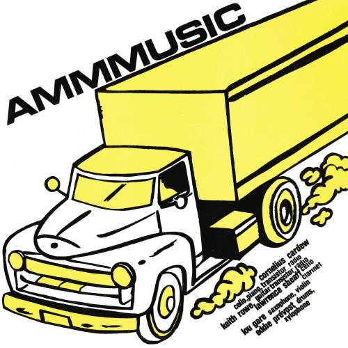 AMM | Ammusic (Black Truffle) - LP