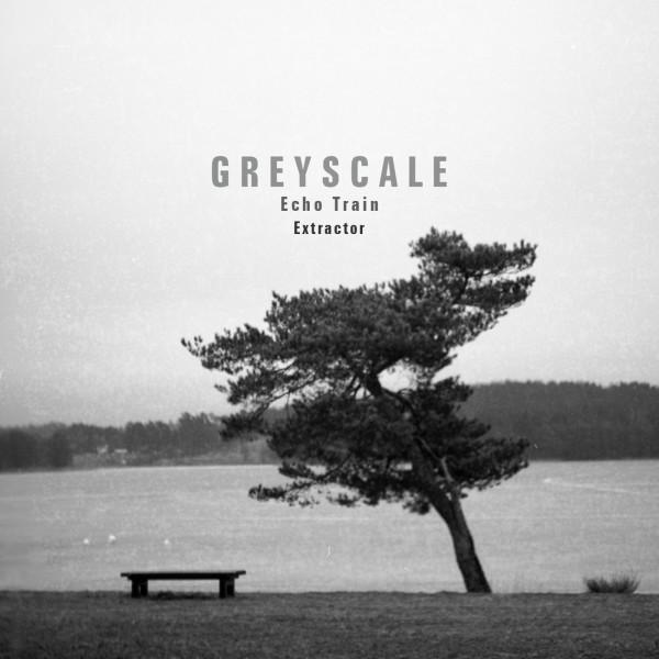 EXTRACTOR | Echo Train (Greyscale) – CD