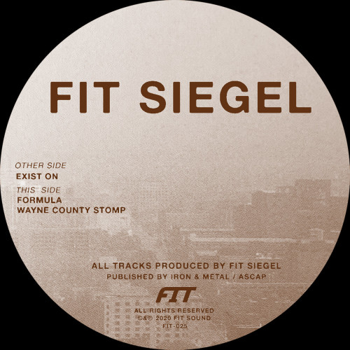 FIT SIEGEL | Formula EP (Fit Sound) - EP