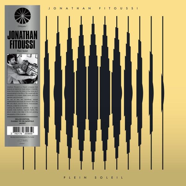 JONATHAN FITOUSSI   Plein Soleil (Obliques) – LP