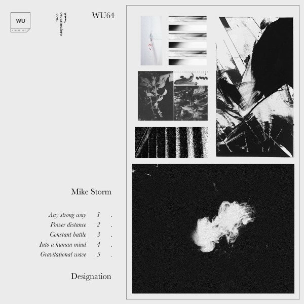 MIKE STORM | Designation (Warm Up Recordings) – EP