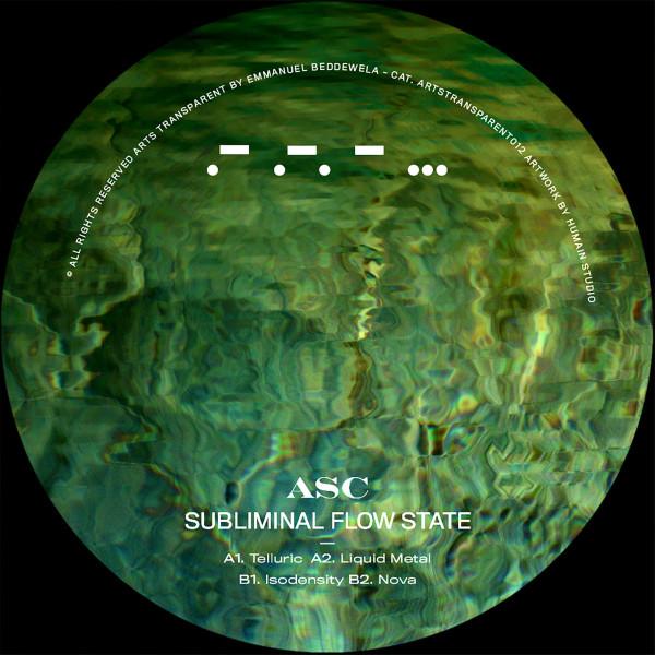 ASC | Subliminal Flow State (Art Transparent) – EP