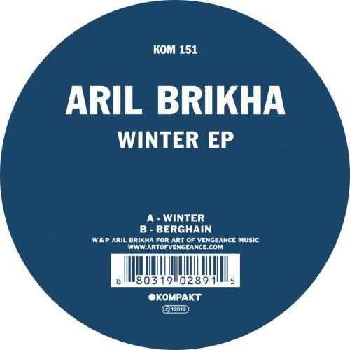 ARIL BRIKHA | Winter EP (Kompakt) - EP