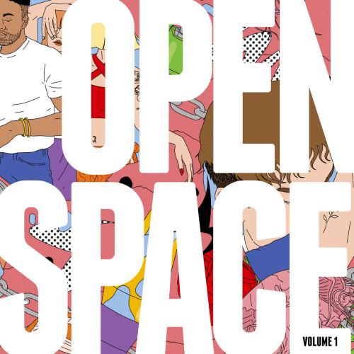 Open Space Volume 1 | VARIOUS ARTISTS (Figure) - 3xLP