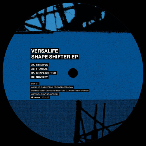 VERSALIFE | Shape Shifter EP (Delsin Records) - EP