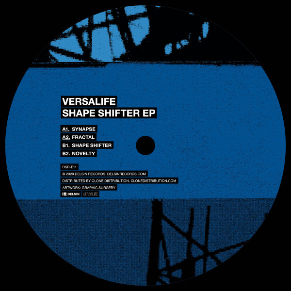 VERSALIFE | Shape Shifter EP (Delsin Records) – EP