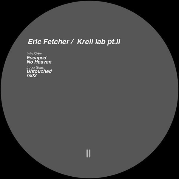 ERIC FETCHER | Krell lab pt.2 (Key Vinyl) – EP