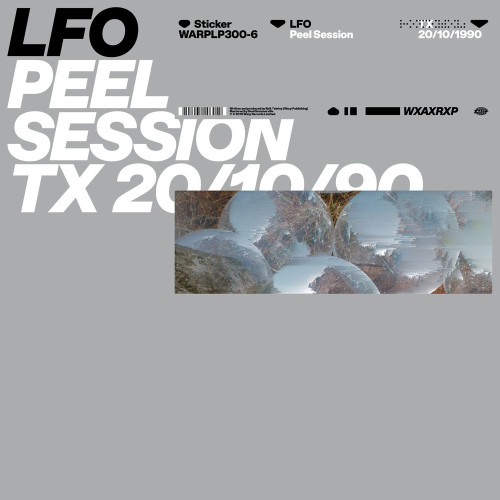 LFO | Peel Session (Warp Records) - EP