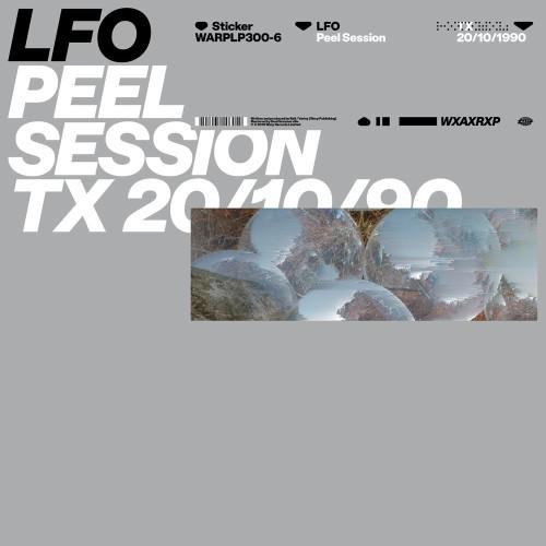 LFO | Peel Session (Warp Records) - EP