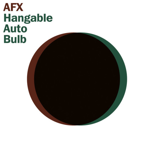 AFX | Hangable Auto Bulb (Warp Records) - CD