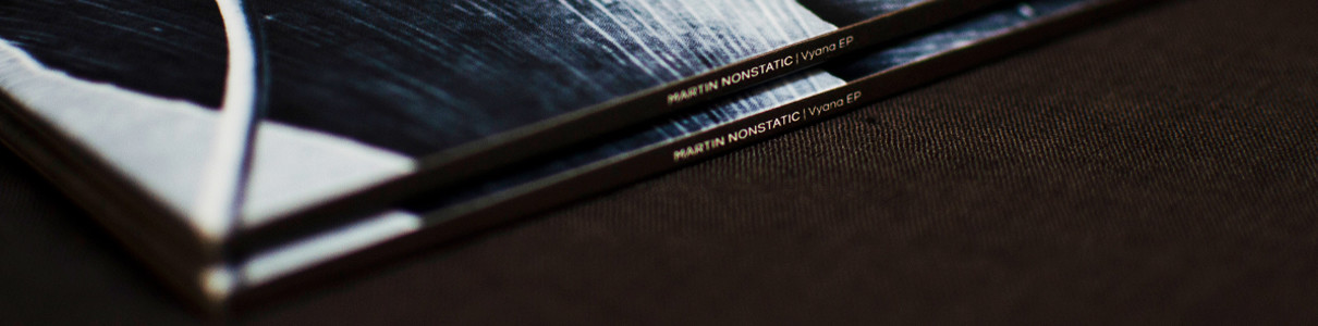 MARTIN NONSTATIC | Vyana EP (Ultimae) | Vinyl Out Now