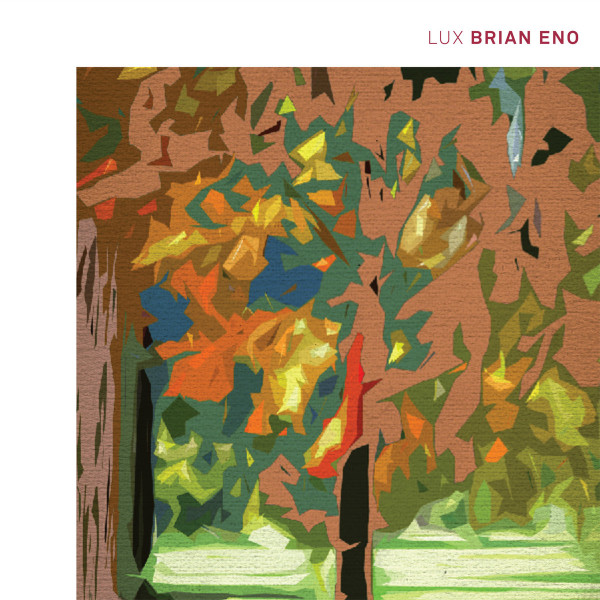 BRIAN ENO | Lux (Warp Records) – 2xLP/CD