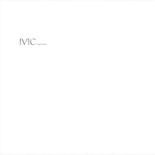 SAELE VALESE | IVIC (Noton) – CD/2xLP