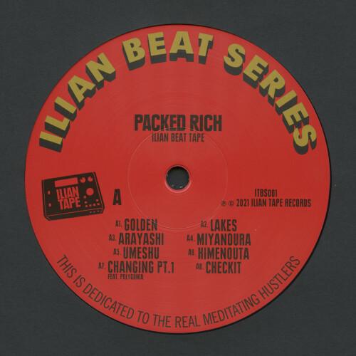 PACKED RICH | Ilian Beat Tape (Ilian Tape) - LP