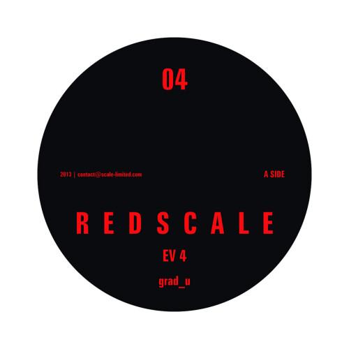 GRAD_U | Redscale 04 (Redscale) - EP