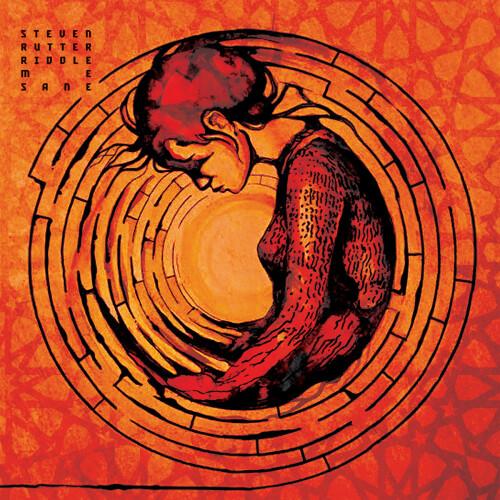 STEVEN RUTTER | Riddle Me Sane (Firescope Records) - 2xLP