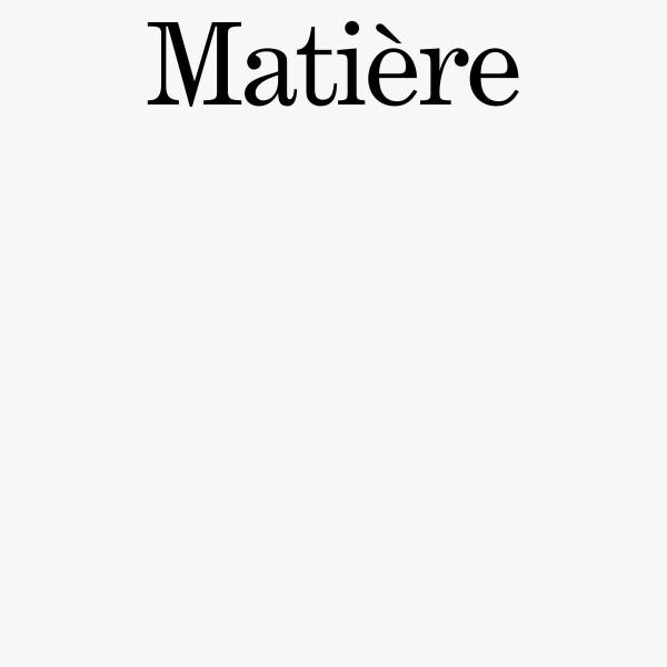 NOEMI BÜCHI | Matière (Light of Other Days) – EP