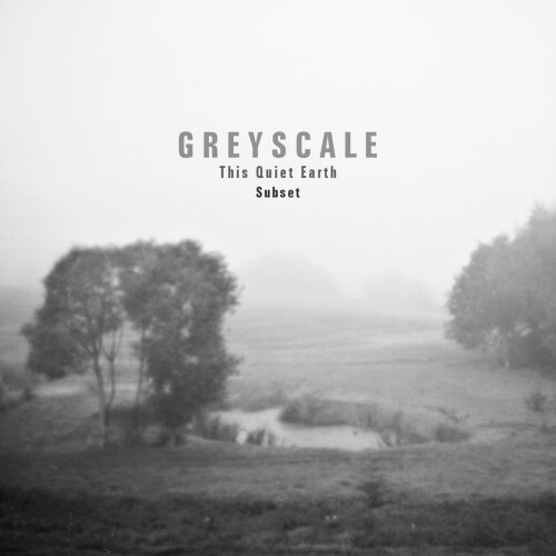 SUBSET | This Quiet Earth (Greyscale) - CD