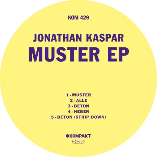JONATHAN KASPAR | Muster EP (Kompakt) - EP
