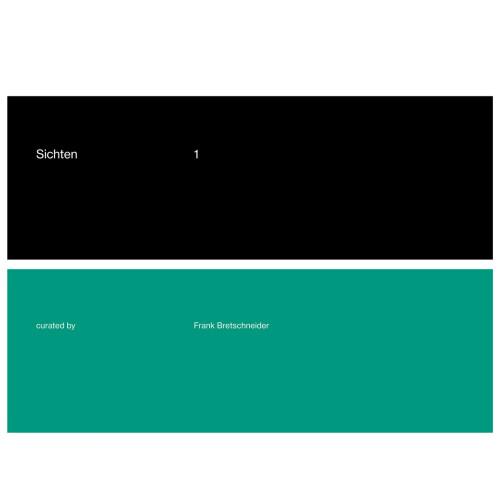 Sichten 1 | VARIOUS ARTISTS (Raster) - 2xLP