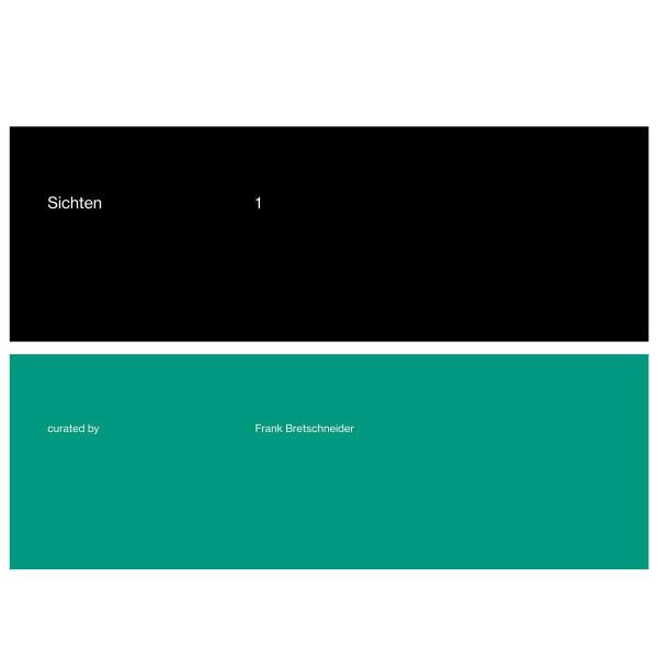Sichten 1 | VARIOUS ARTISTS (Raster) – 2xLP