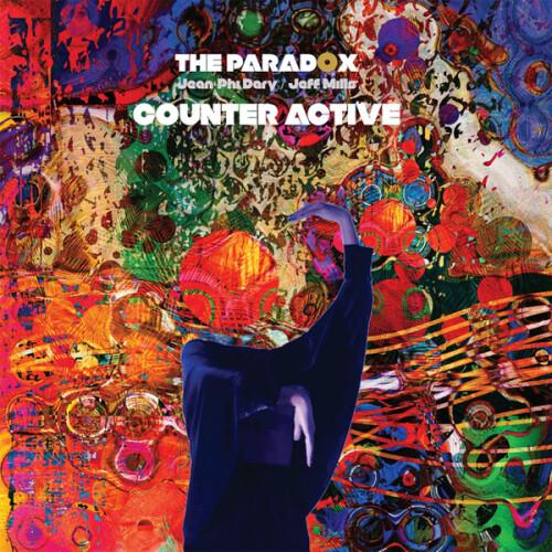 THE PARADOX   Counter Active (Axis Records) - 2xLP