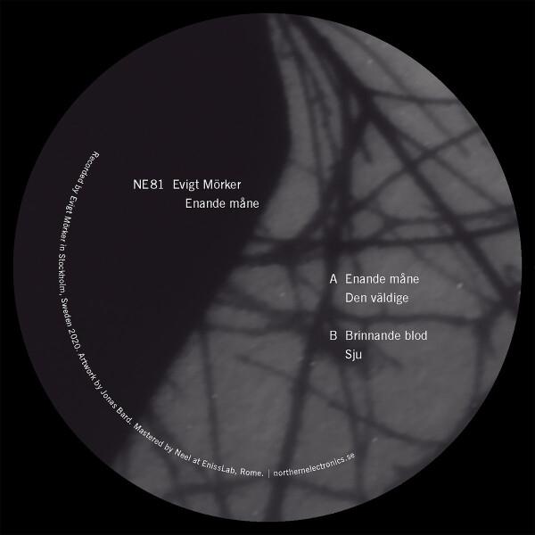 EVIGT MÖRKER | Enande måne (Northern Electronics) – EP