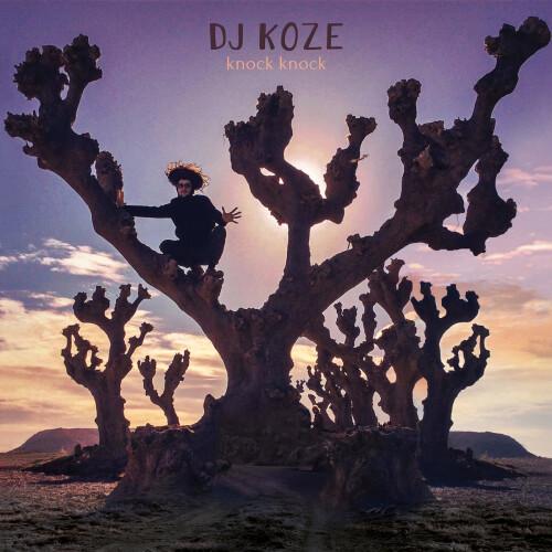 DJ KOZE | Knock Knock (Pampa Records) - 2xLP + EP