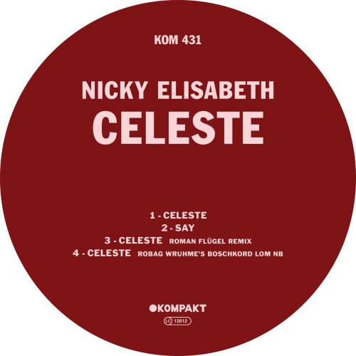 NICKY ELISABETH | Celeste (Kompakt) - EP