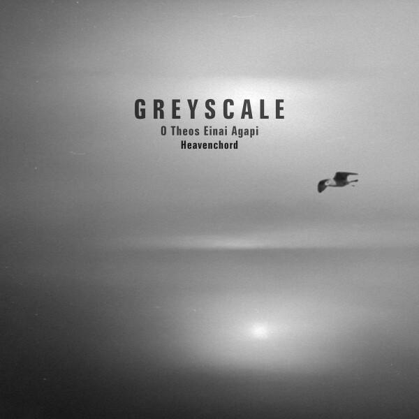 HEAVENCHORD | O Theos Einai Agapi (Greyscale) – CD