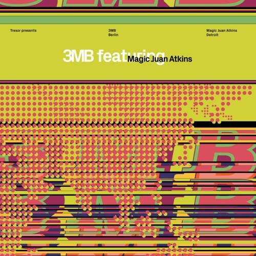 3MB Feat. Magic Juan Atkins (Tresor Records) - 2xLP