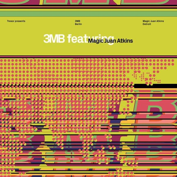 3MB Feat. Magic Juan Atkins (Tresor Records) – 2xLP