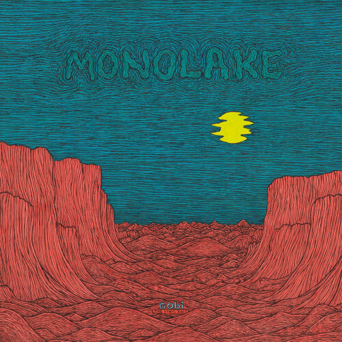 MONOLAKE | Gobi - The Vinyl Edit (Astral Industries) - LP
