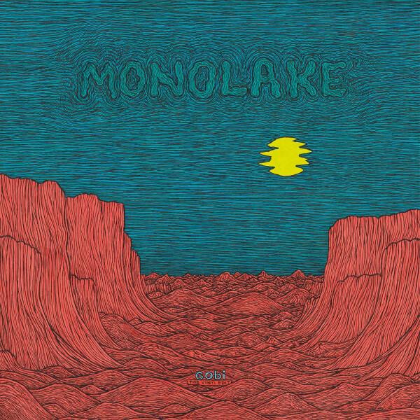 MONOLAKE | Gobi – The Vinyl Edit (Astral Industries) – LP