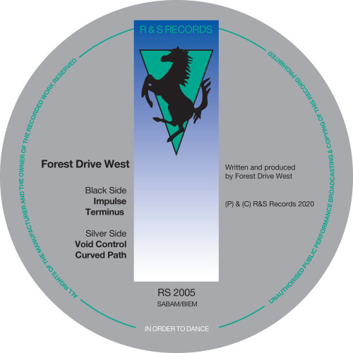 FOREST DRIVE WEST | Terminus EP (R & S Records) - EP