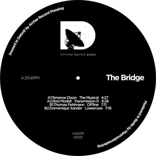 The Bridge | VARIOUS ARTISTS (Minimal Detroit Audio) - EP