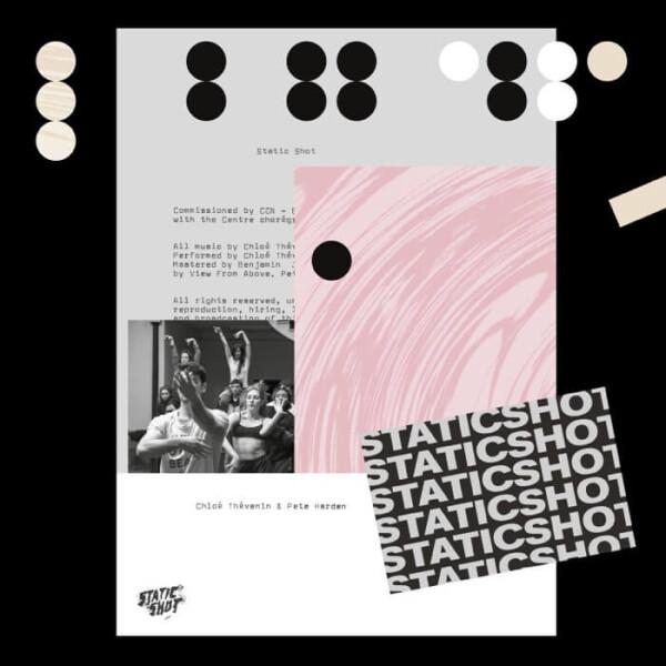 CHLOE & PETE HARDEN | Static Shot (Lumière Noire) – EP