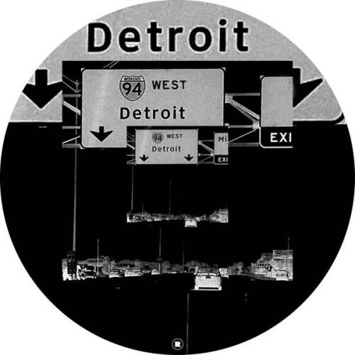 ROBERT HOOD | Nothing Stops Detroit (Rekids) - EP