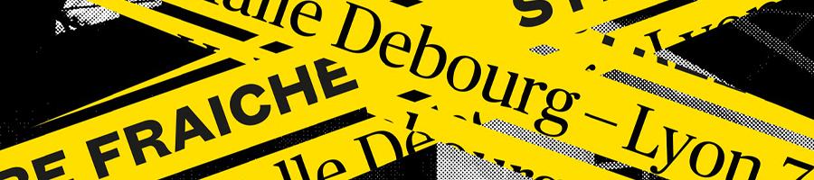 PEINTURE FRAICHE FESTIVAL 2021 | 22-23 Octobre | Lyon