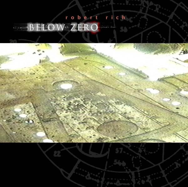 ROBERT RICH Below Zero (Side Effects) – CD