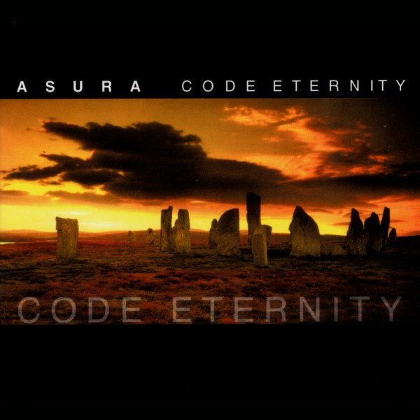 ASURA | Code Eternity – Download 16bit  (Ultimae Records)
