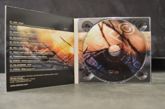 Fahrenheit Project Part 5 Ultimae Records Cd