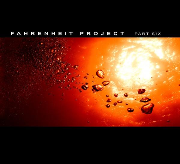 VA – FAHRENHEIT PROJECT 6 – Download 16bit – CD (Ultimae Records)