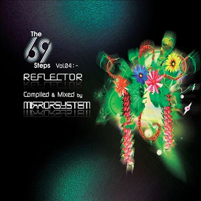 THE 69 STEPS REFLECTOR Various Artists (a-wave) CD