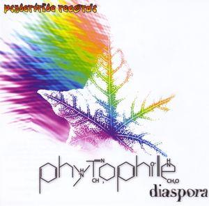 PHYTOPHILE | Diaspora (PsyberTribe Records) - CD