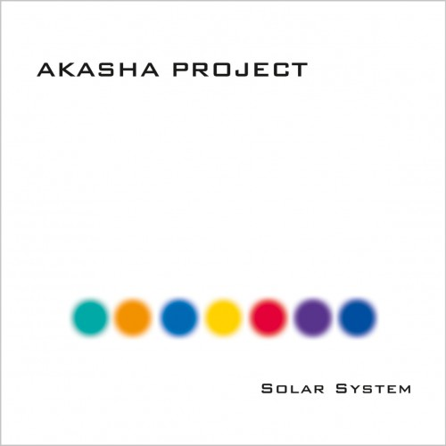 AKASHA Solar System (Klangwirkstoff Records) CD