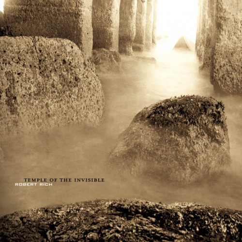 ROBERT RICH Temple of the Invisible (Soundscape) CD