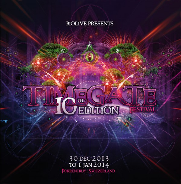 Timegate 10th Edition | Various Artists (Biolive) – CD