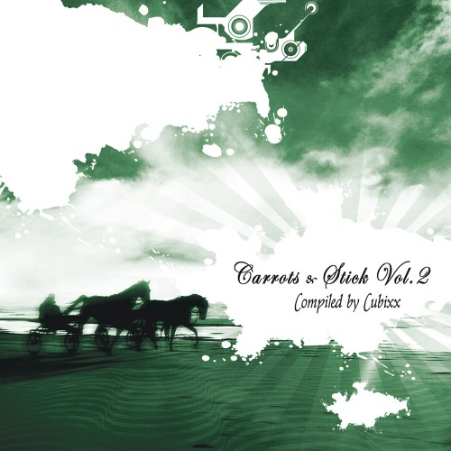 Carrots & Stick Vol.2 - Various Artists (Iono Music) - CD
