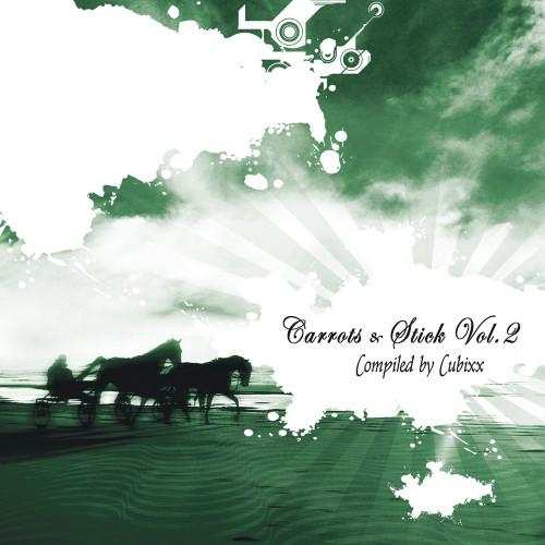 Carrots & Stick Vol.2 - Various Artists (Iono Music) - CD